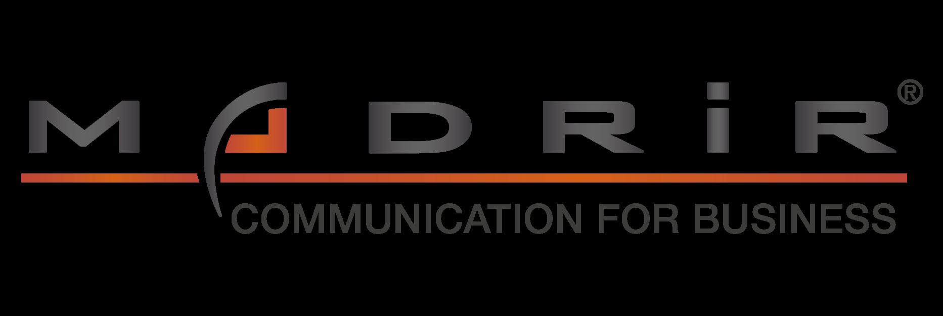 """Madrir """"Communication For Business"""" Imprimeur Enseigniste Paris"""